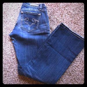 Jeans bootcut Rerock Express